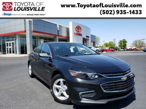 Pre-Owned 2016 Chevrolet Malibu LS FWD