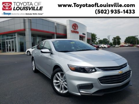 Pre-Owned 2018 Chevrolet Malibu LT FWD