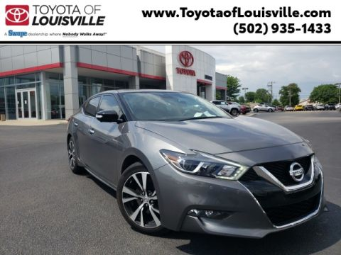 Pre-Owned 2018 Nissan Maxima Platinum FWD