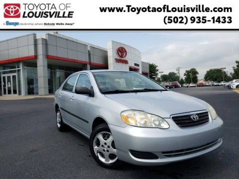 Pre-Owned 2008 Toyota Corolla CE FWD