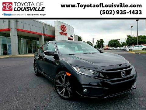 Pre-Owned 2020 Honda Civic Sport FWD