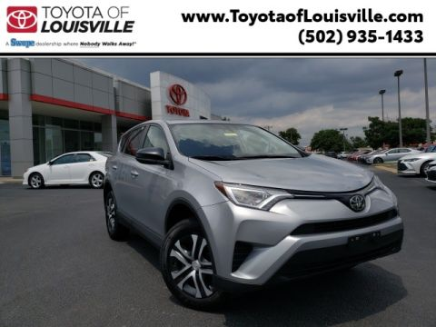 Pre-Owned 2018 Toyota RAV4 LE AWD
