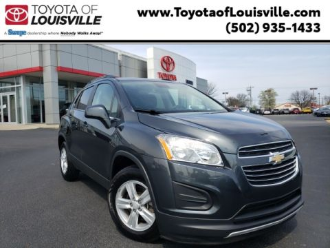 Pre-Owned 2016 Chevrolet Trax LT FWD