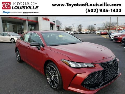 New 2020 Toyota Avalon XSE FWD