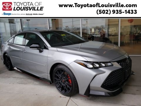 New 2020 Toyota Avalon TRD FWD