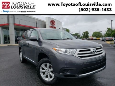 Pre-Owned 2013 Toyota Highlander FWD