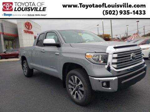 New 2020 Toyota Tundra Limited Double Cab 6.5' Bed 5.7L (Natl) 4WD
