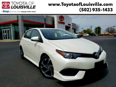 Pre-Owned 2017 Toyota Corolla iM Base FWD