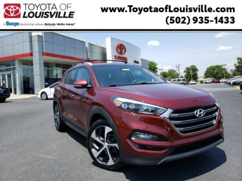 Pre-Owned 2016 Hyundai Tucson Limited AWD