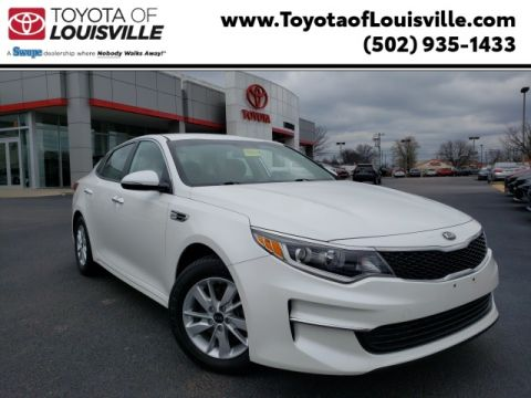 Pre-Owned 2016 Kia Optima LX FWD